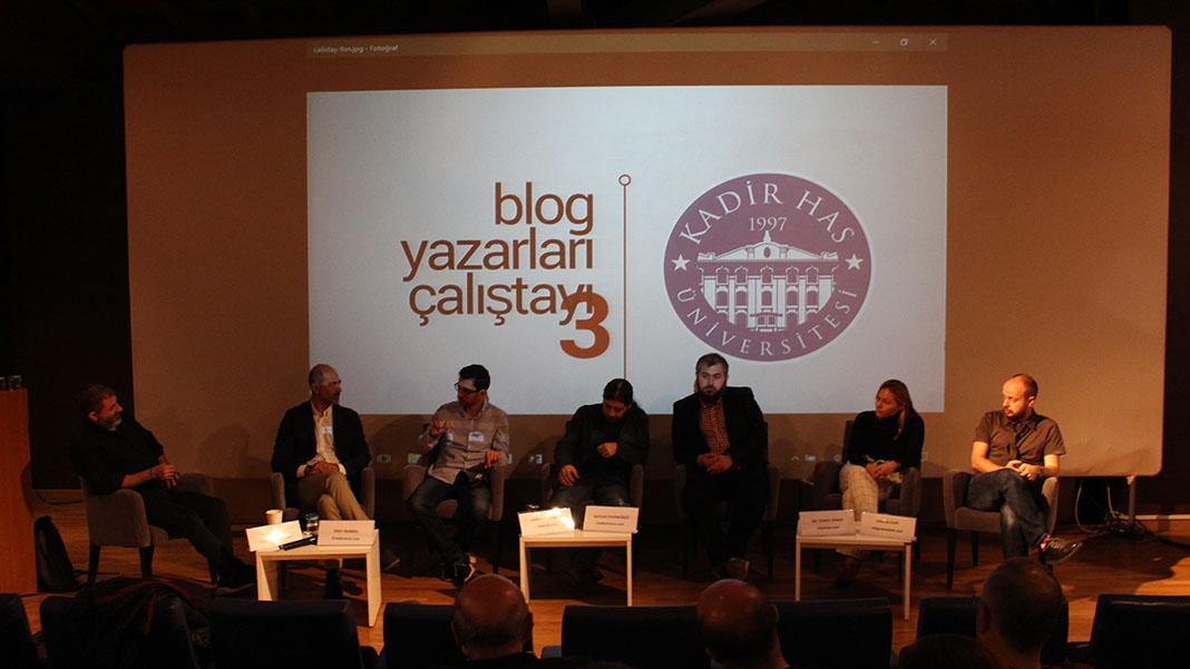 Üçüncü Blog Çalıştayı - Blog Yazımında Başarının Parametreleri Oturumu