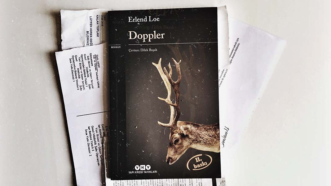 Doppler - Erlend Loe
